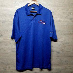 Nike Dri-Fit Golf Polo Shirt. Perfect Condition!